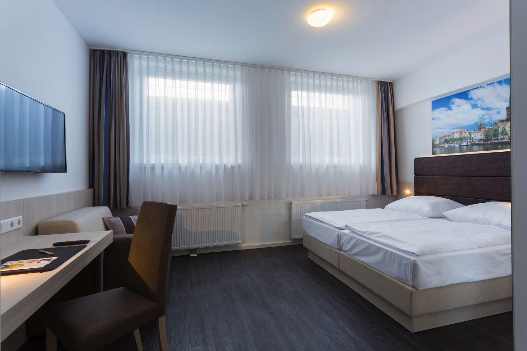 Hostel Ostsee | Das Viva Hotel in Lübeck